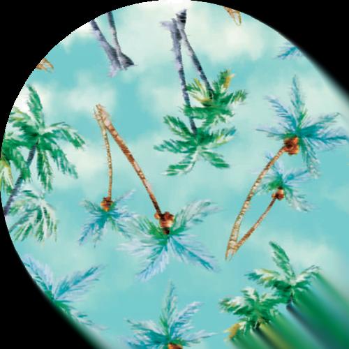 island print_